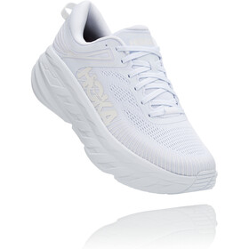 Hoka One One Bondi 7 Shoes Men, white/white